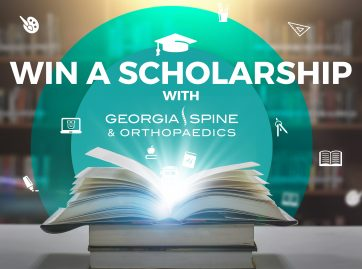 Scholarship offered by Georgia Spine and Orthopaedics